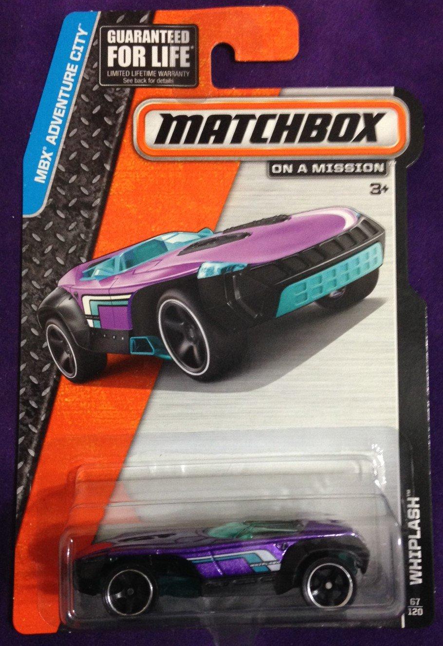 2014 Matchbox #67 Whiplash