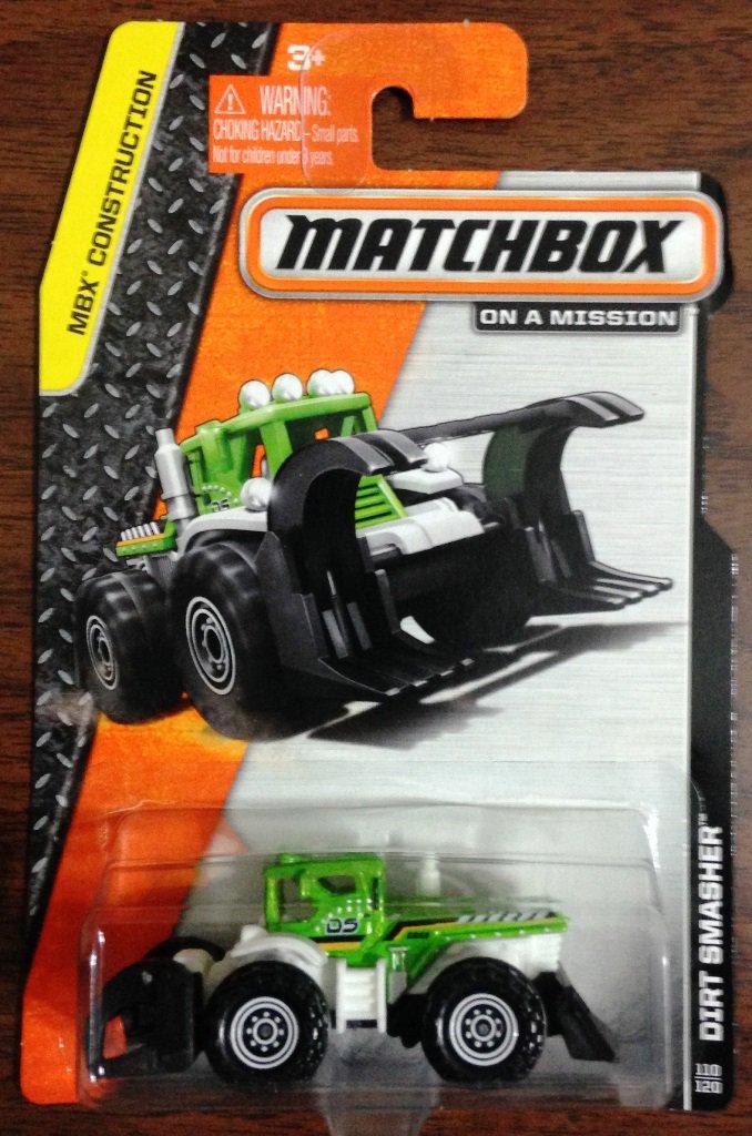 2014 Matchbox #110 Dirt Smasher