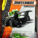 2014 Matchbox #110 Dirt Smasher
