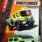 2014 Matchbox #111 Blaze Blitzer