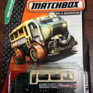 2014 Matchbox #117 Travel Tracker GREEN
