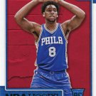 2015 Hoops Basketball Card #280 Jahlil Okafor