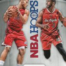2015 Hoops Basketball Card Double Trouble #7 Blake Griffin / Chris Paul