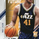2015 Hoops Basketball Card Faces of the Future #13 Trey Lyles