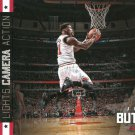 2015 Hoops Basketball Card Lights Camera Action #1 Jimmy Butler