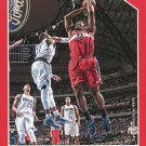 2015 Hoops Basketball Card Red Parallel #132 Kevin Seraphin