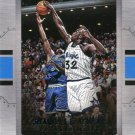 2015 Hoops Basketball Card Swat Team #15 Shaquille O'Neal