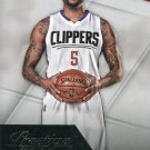 2015 Prestige Basketball Card #6 Josh Smith