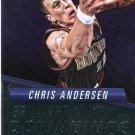 2015 Prestige Basketball Card Brilliant Beginnings #11 Chris Anderson