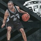 2015 Prestige Basketball Card Prestigious Pros #12 Tony Parker