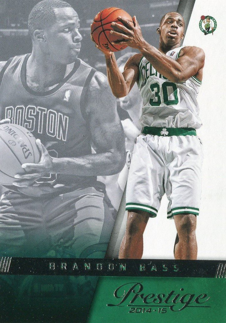 2014 Prestige Basketball Card #36 Brandon Bass
