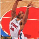2009 Upper Deck Basketball Card #52 Rasheed Wallace