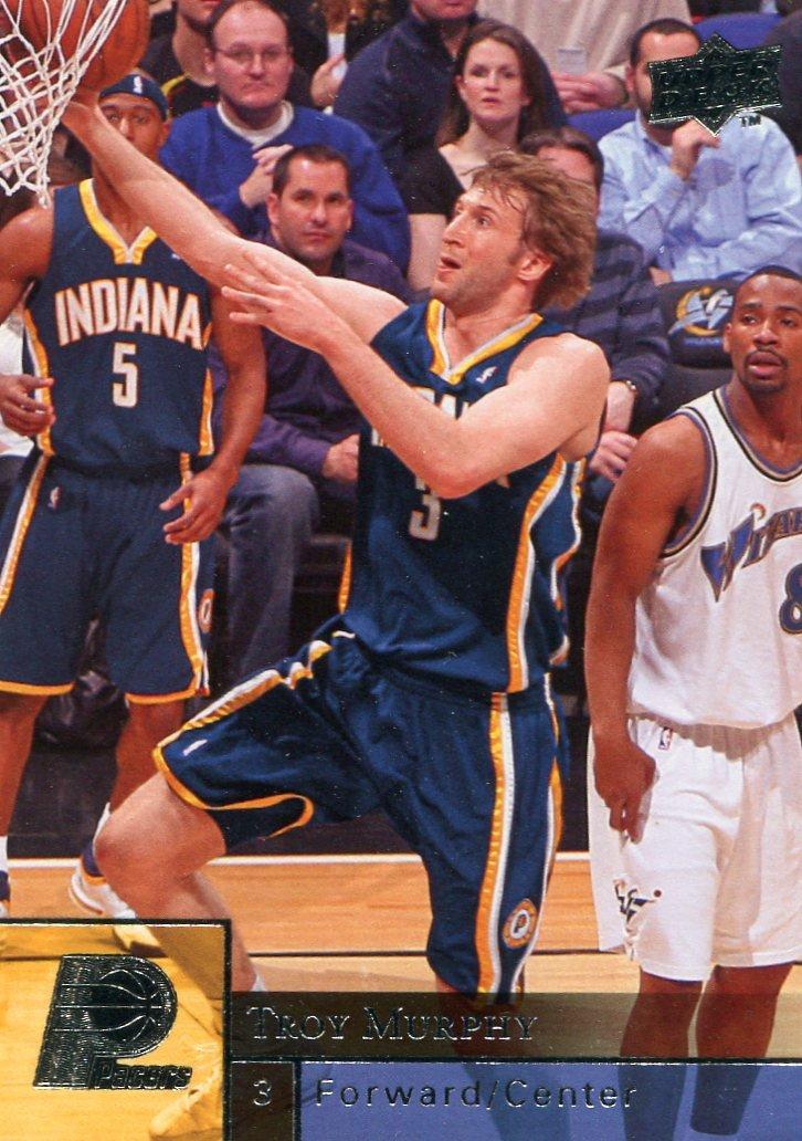 2009 Upper Deck Basketball Card #70 Troy Murphy