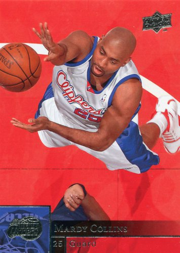 2009 Upper Deck Basketball Card #78 Mardy Collins