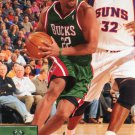 2009 Upper Deck Basketball Card #101 Michael Redd