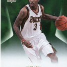 2010 Absolute Basketball Card #16 Brandon Jennings