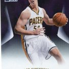 2010 Absolute Basketball Card #83 Tyler Hansbrough