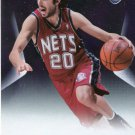2010 Absolute Basketball Card #93 Sasha Vujacic
