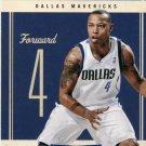 2010 Classic Basketball Card #2 Caron Butler