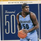 2010 Classic Basketball Card #12 Zach Randolph