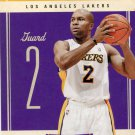 2010 Classic Basketball Card #18 Derek Fisher
