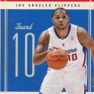 2010 Classic Basketball Card #21 Eric Gordon