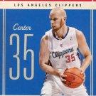 2010 Classic Basketball Card #23 Chris Kaman