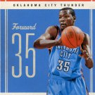 2010 Classic Basketball Card #33 Kevin Durant