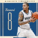 2010 Classic Basketball Card #36 Michael Beasley