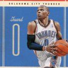 2010 Classic Basketball Card #35 Russell Westbrook