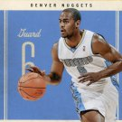 2010 Classic Basketball Card #42 Arron Afflalo