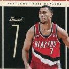 2010 Classic Basketball Card #43 Brandon Roy