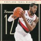 2010 Classic Basketball Card #45 LaMarcus Aldridge