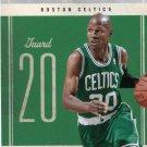 2010 Classic Basketball Card #53 Ray Allen