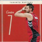 2010 Classic Basketball Card #59 Andrea Bargnani
