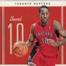 2010 Classic Basketball Card #61 DeMar DeRozen