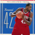 2010 Classic Basketball Card #63 Elton Brand