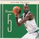 2010 Classic Basketball Card #52 Kevin Garnett