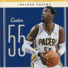 2010 Classic Basketball Card #74 Roy Hibbert