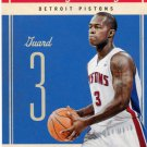 2010 Classic Basketball Card #82 Rodney Stuckey