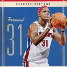 2010 Classic Basketball Card #83 Charlie Villanueva