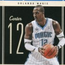 2010 Classic Basketball Card #84 Dwight Howard