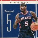 2010 Classic Basketball Card #92 Josh Smith