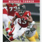 2011 Score Football Card #17 Michael Turner