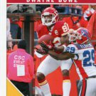2011 Score Football Card #143 Dwayne Bowe