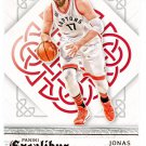 2015 Excalibur Basketball Card #5 Jonas Valanciunas