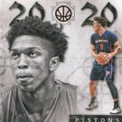 2015 Excalibur Basketball Card Team #33 Stanley Johnson