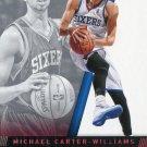 2014 Prestige Basketball Card #127 Michael Carter-Williams