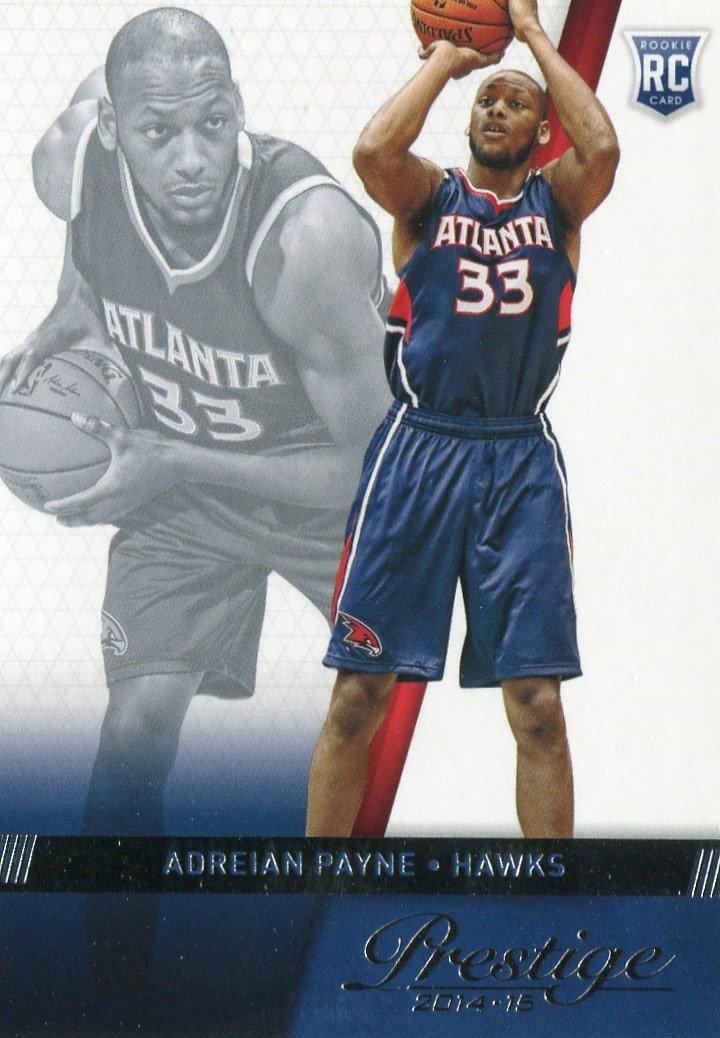 2014 Prestige Basketball Card #174 Adreian Payne