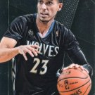 2014 Prizm Basketball Card #116 Kevin Martin